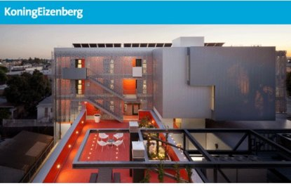 Koning Eizenberg Wins at World Architecture Festival
