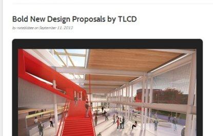 Blog Love: TLCD Architecture
