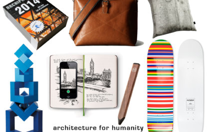Blog Love: ArchDaily (2013 Holiday Gift Guide for Architects)