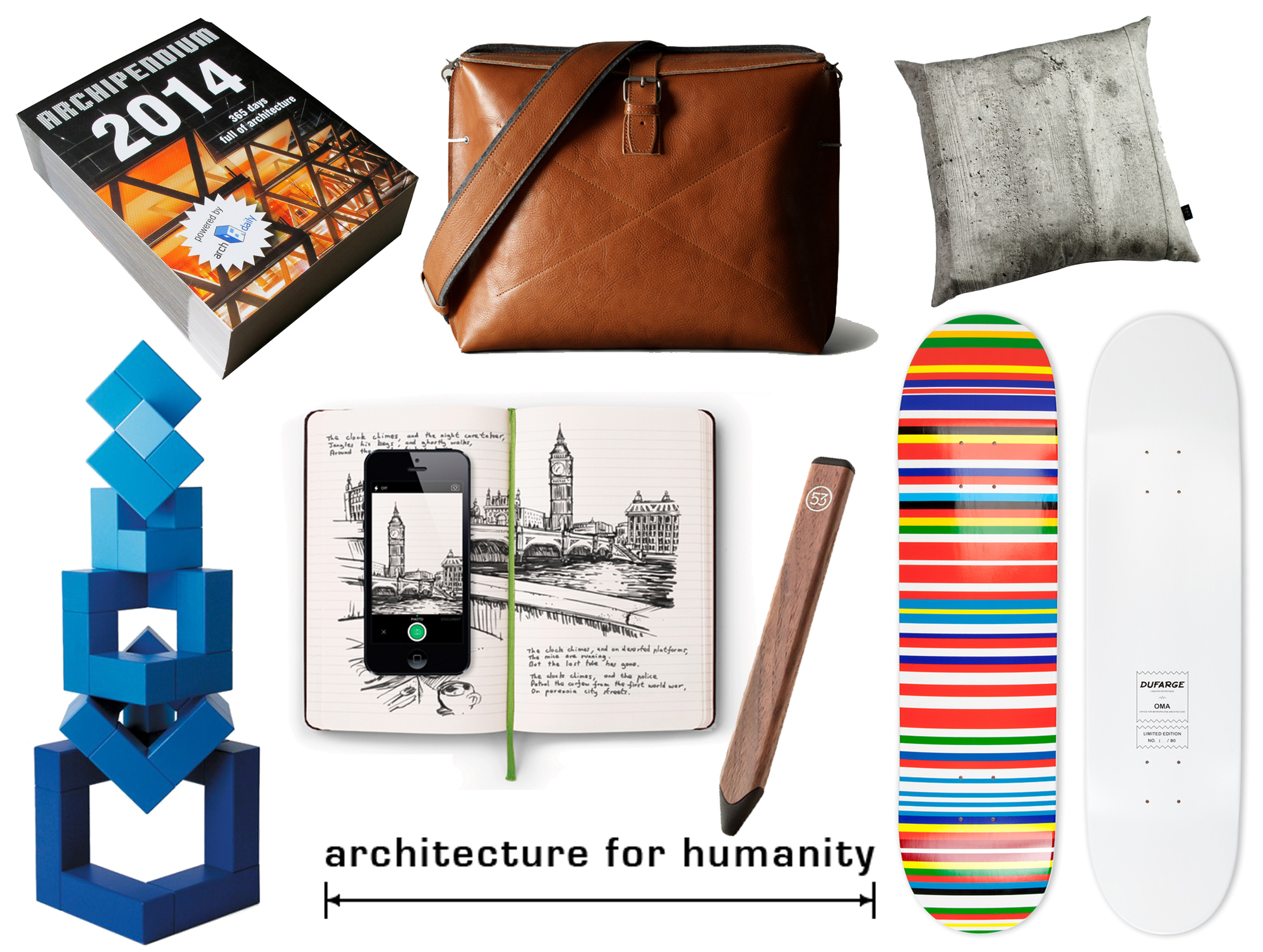Blog Love ArchDaily 2013 Holiday Gift Guide For Architects A E Pronet
