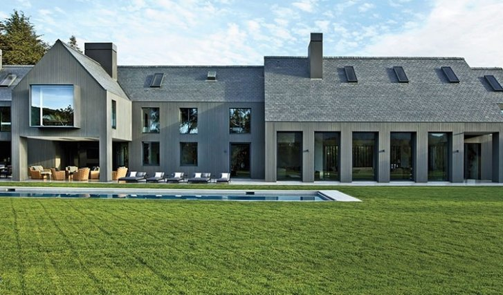 A Couple Celebrity Homes in Architectural Digest