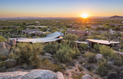 Award-Winning Scorpion House Lists for $5.5M