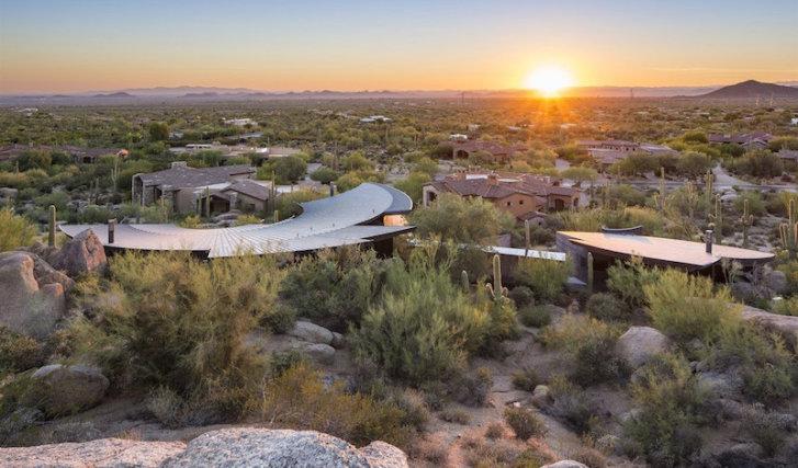 Award-Winning Scorpion House Lists for $5.5M