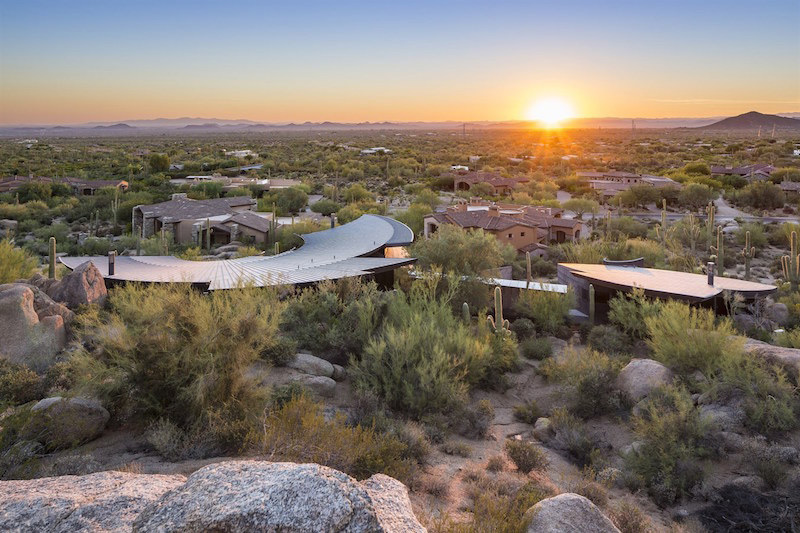 Scottsdale's Dramatic 'Scorpion House' Can Be Yours For $5.5-Million