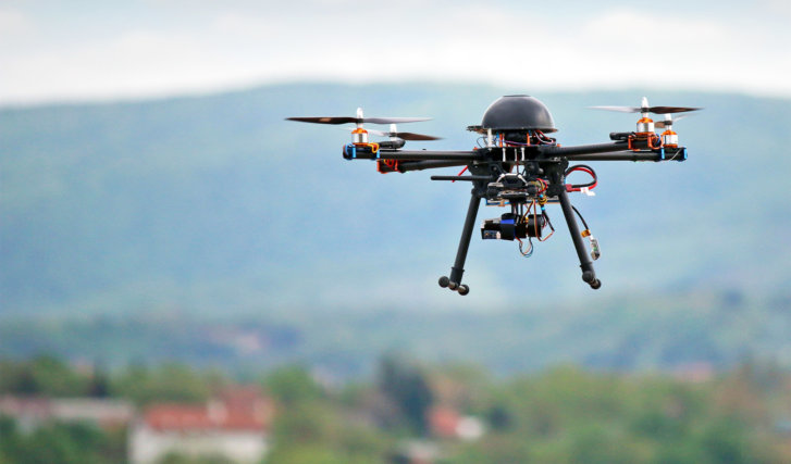 Drones: Should Architects & Engineers use them?