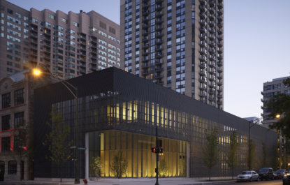 John Ronan Architects is an Obama Presidential Library Finalist
