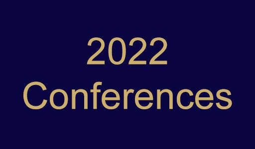 2022 Conferences